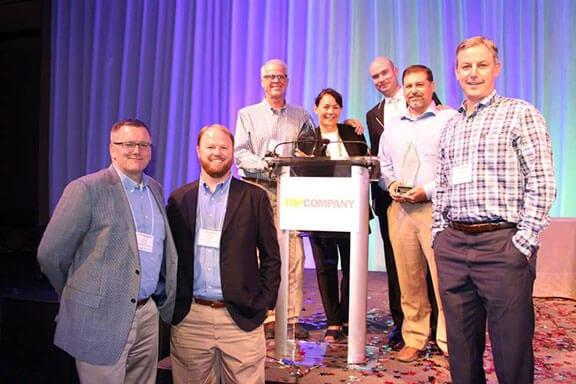 "GeoStabilization Wins Colorado's ""Top Company"" Award"
