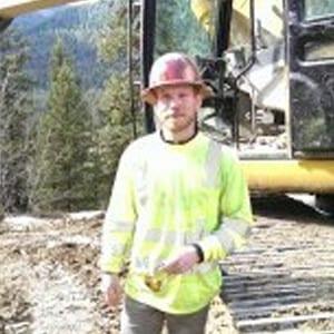 Derrick Hayes, M.S., P.E., Northwest Regional Engineer