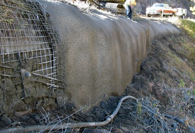 Retaining Wall Stabilization