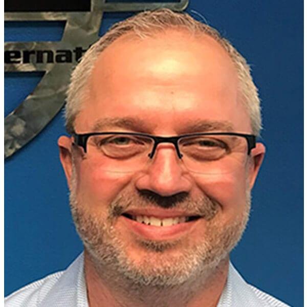 Todd Hamilton, Vice President of Frontline