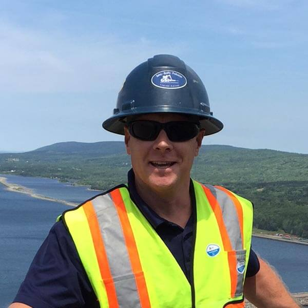Trevor Ames, P. E., Mining Geotechnical Services Director