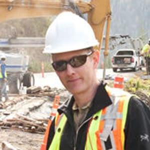Peter Bullock, P.Eng., M.Eng., Canadian Principal Engineer