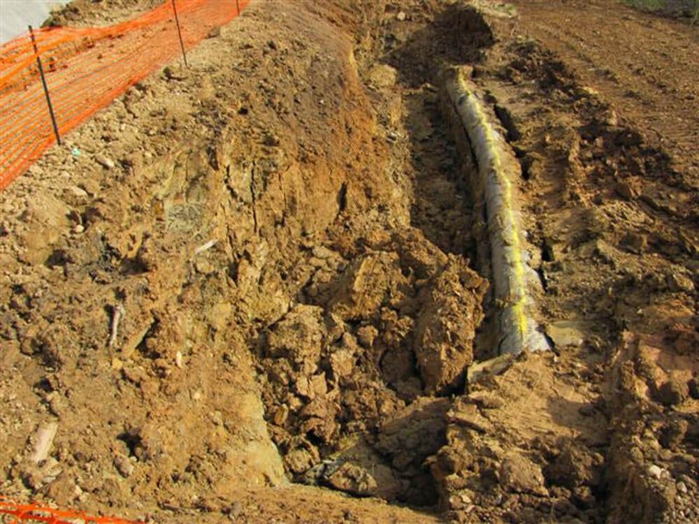 Emergency Pipeline Stabilization