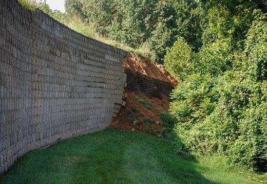 MSE Wall Repair