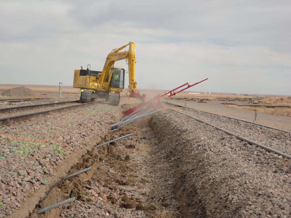 TTCI Research, Railroad Geohazard Mitigation