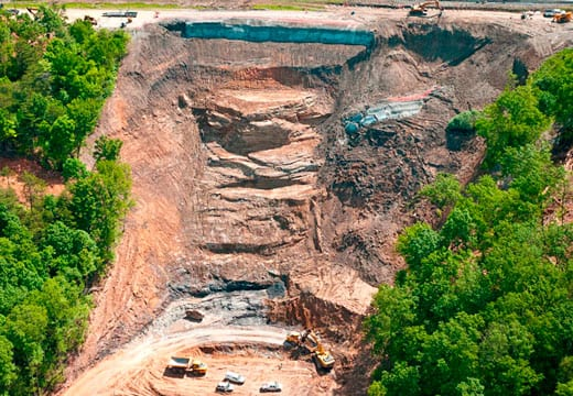 I-75 Emergency Landslide Repair