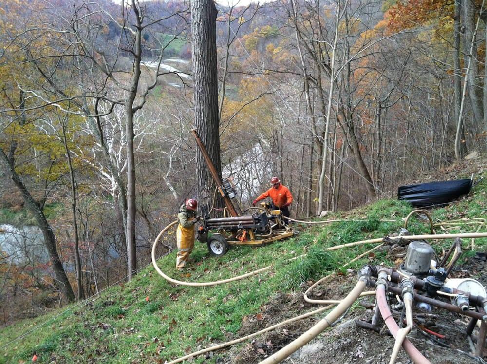 Pipeline Landslide Repair