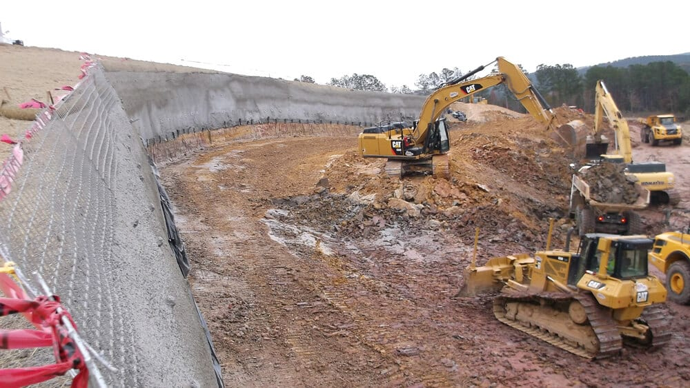 I-22 Emergency Landslide Repair