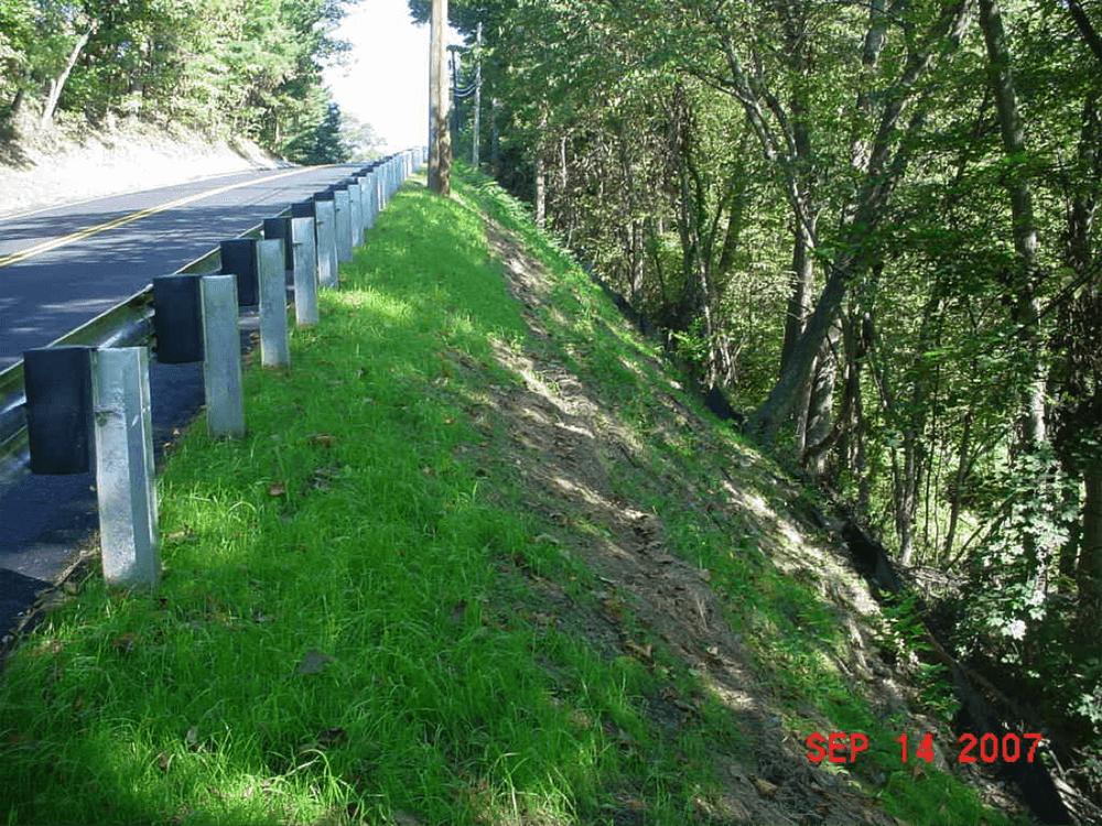 Roadway Landslide Repair