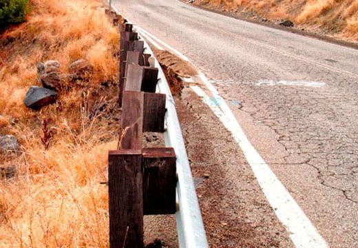Roadside Slip Repair with GCS<sup>®</sup> Wall