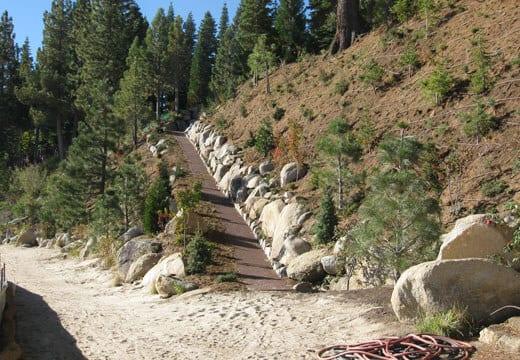 Lakeshore Bluff Stabilization