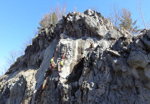 I-89 Rockfall Mitigation