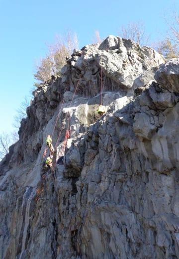 I-89 Rockfall Mitigation