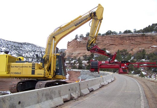 Roadway Launched SuperMicropile<sup>&trade;</sup> Repair, Micropiles &#038; Foundations