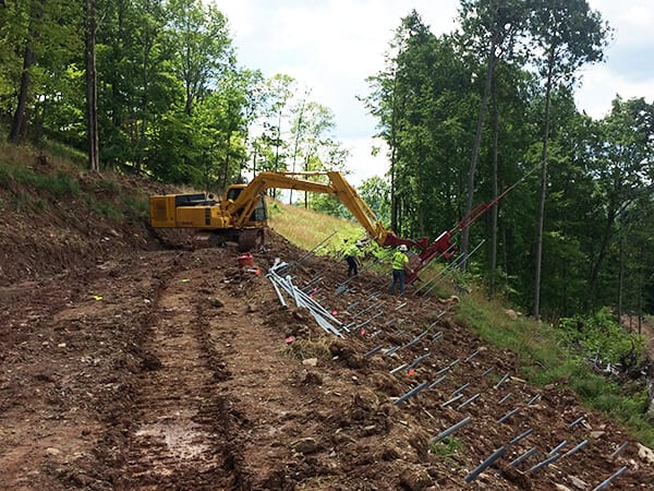 GeoStabilization's Energy Team Protects Multiple Energy Facilities in West Virginia
