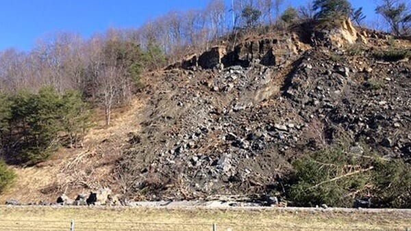 I-75 Rockfall Mitigation