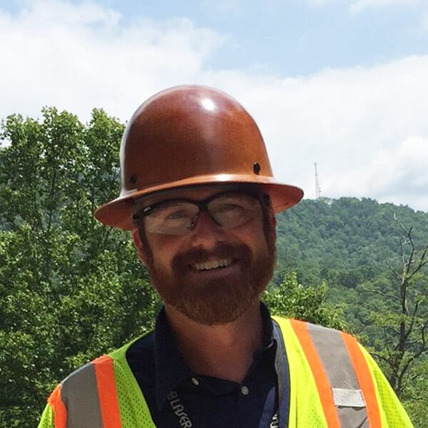"""Robert """"Rob"""" Fingerson, P.E., G.E., Project Development Engineer"""