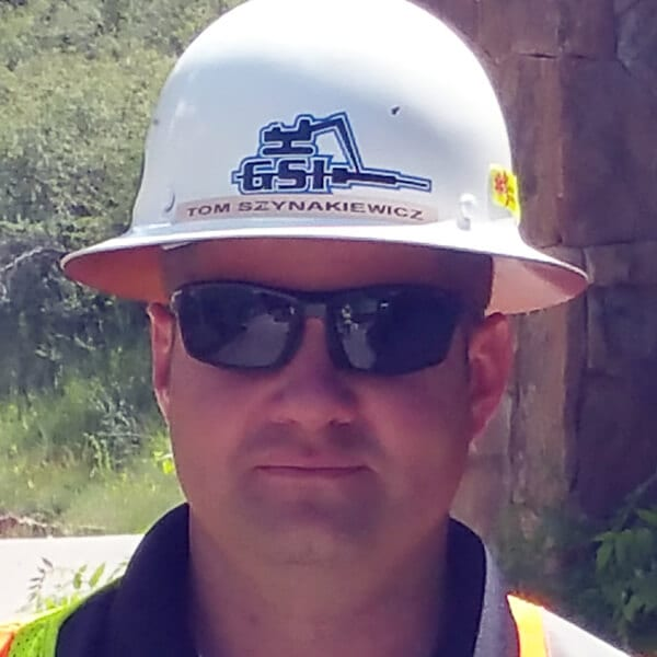 Tom Szynakiewicz, M.S., P.E., D.GE, M.ASCE, Grouting and Foundations Director