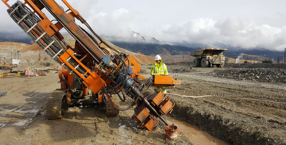 Mine Grouting Services