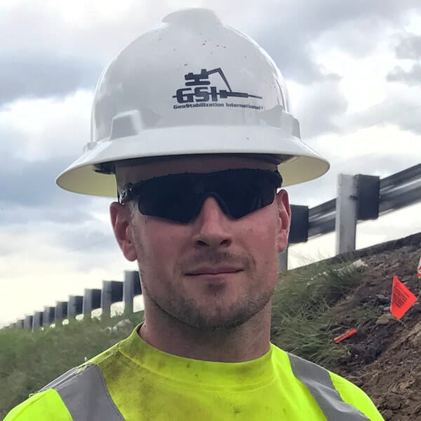 Matt McGinn, Project Engineer