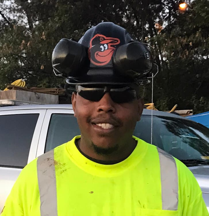 Christopher Calhoun, M.E., P.E., South Central Regional Engineer