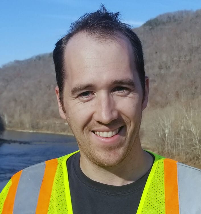 Stephen Harrison, P.E., Northeast Regional Engineer