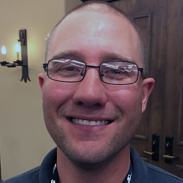 Andrew Ferguson, P.E., Mountain & Pacific Regional Engineer