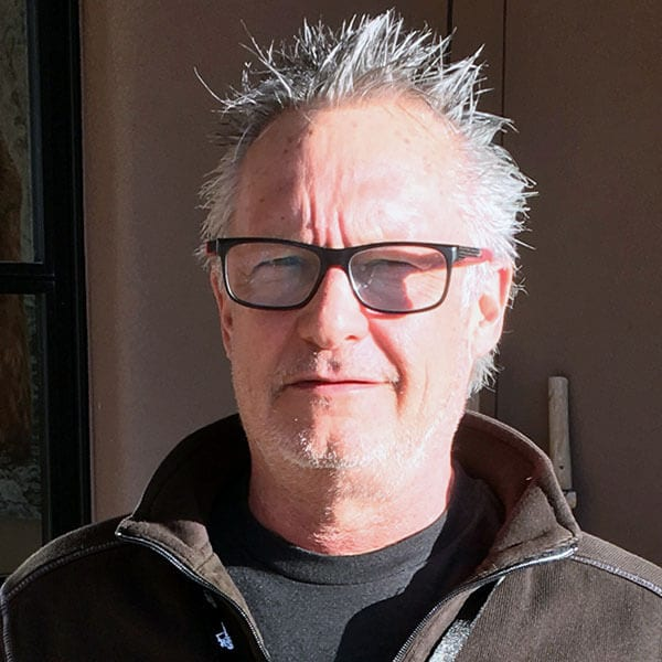 Mike Whitaker, Canadian Operations Manager