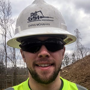 Chris Monahan, Project Manager