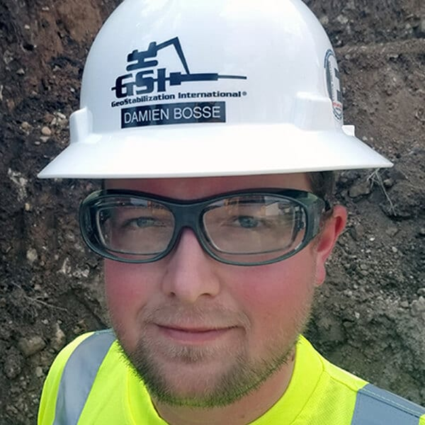 Damien Bosse,  M.S., P.E., Project Engineer Mountain Region