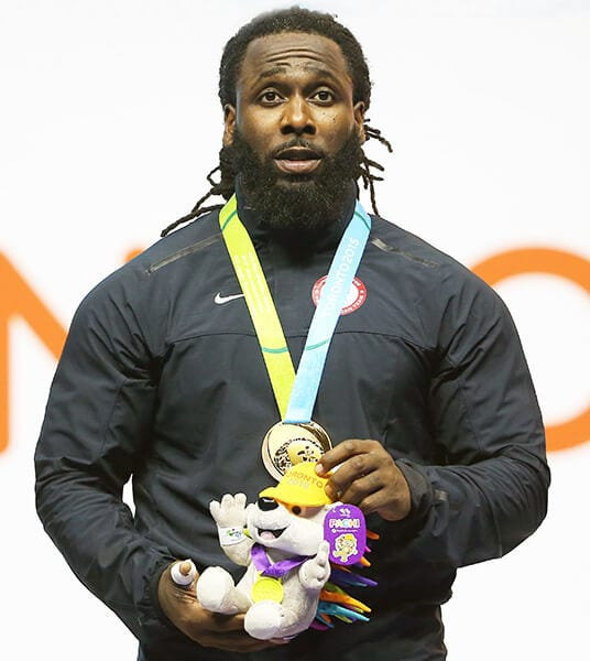 Kendrick Farris, Leader of Performance