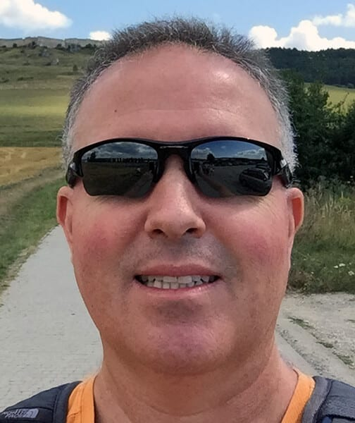 Marc Maloof, M.S., P.E., Project Development Engineer, Nevada & California