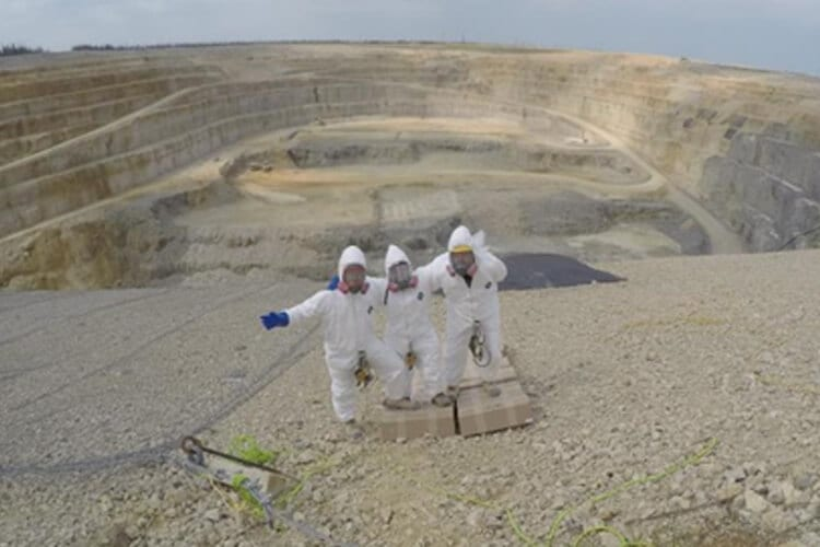 Mine Grouting Service and Sinkhole Remediation