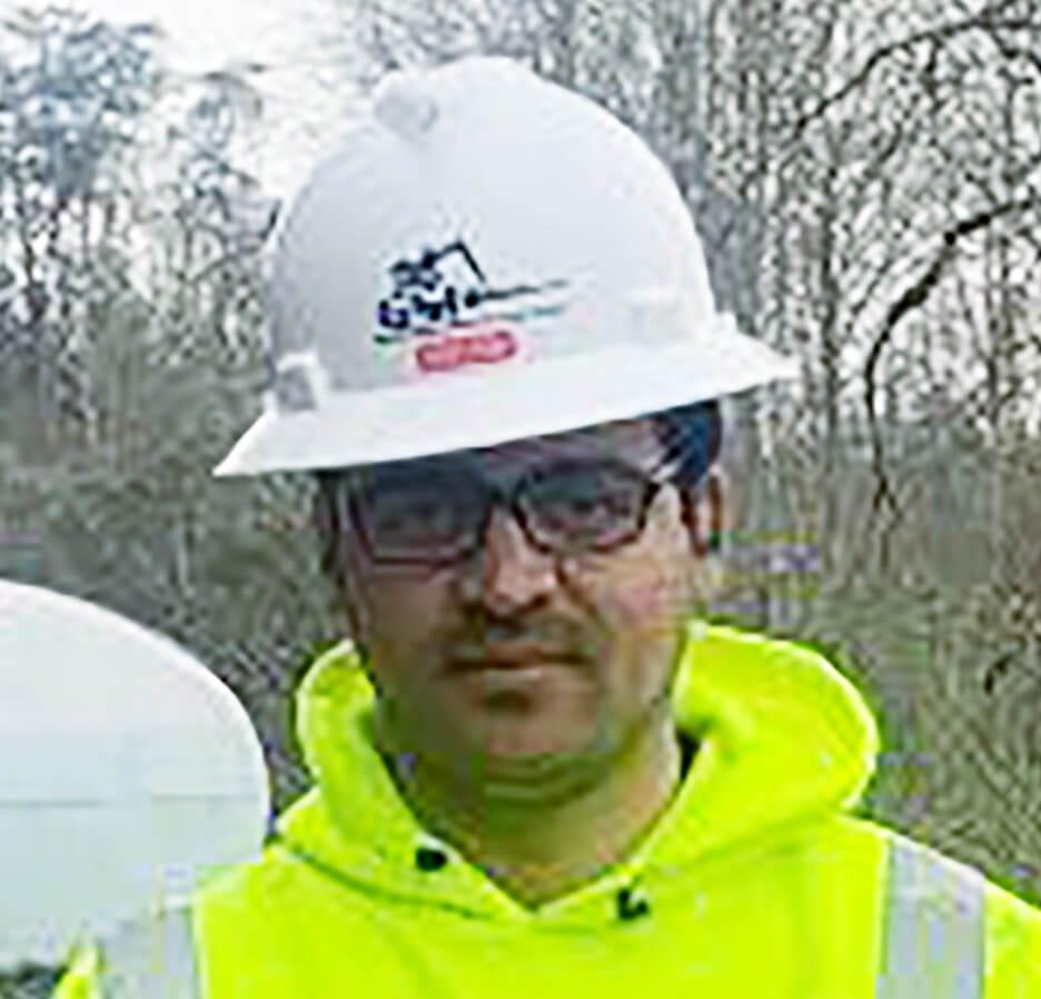 Asif Zeb, M.S, Field Engineer
