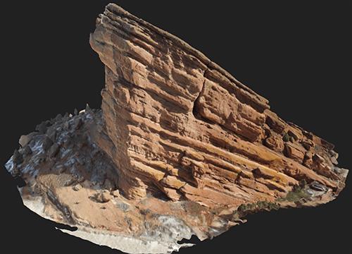 Red Rocks Amphitheatre Rockfall Mitigation