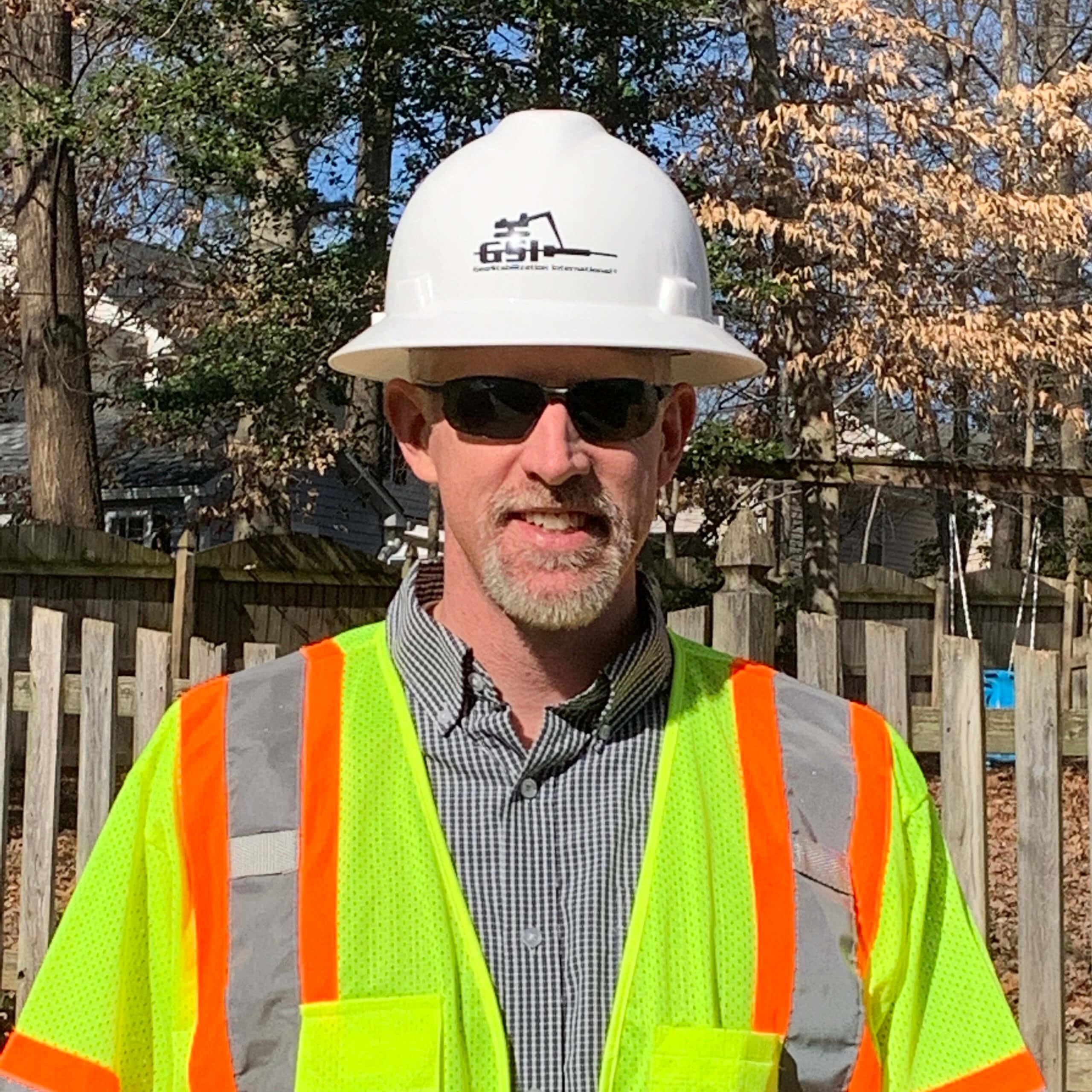 Ryan Tinsley, Project Development Geologist