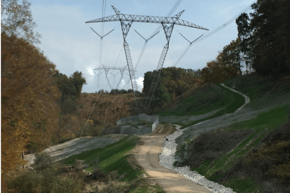 Transmission Tower Stabilization