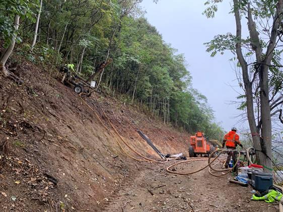 I-81 Emergency Rockslide Mitigation